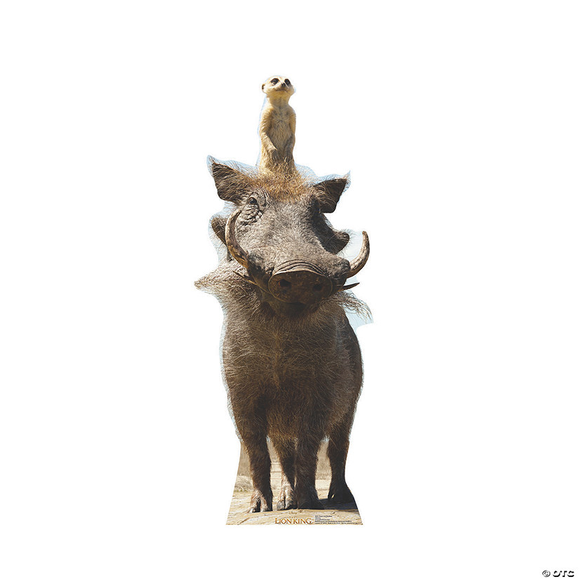 The Lion King™ Timon & Pumbaa Stand-Up Audio Thumbnail
