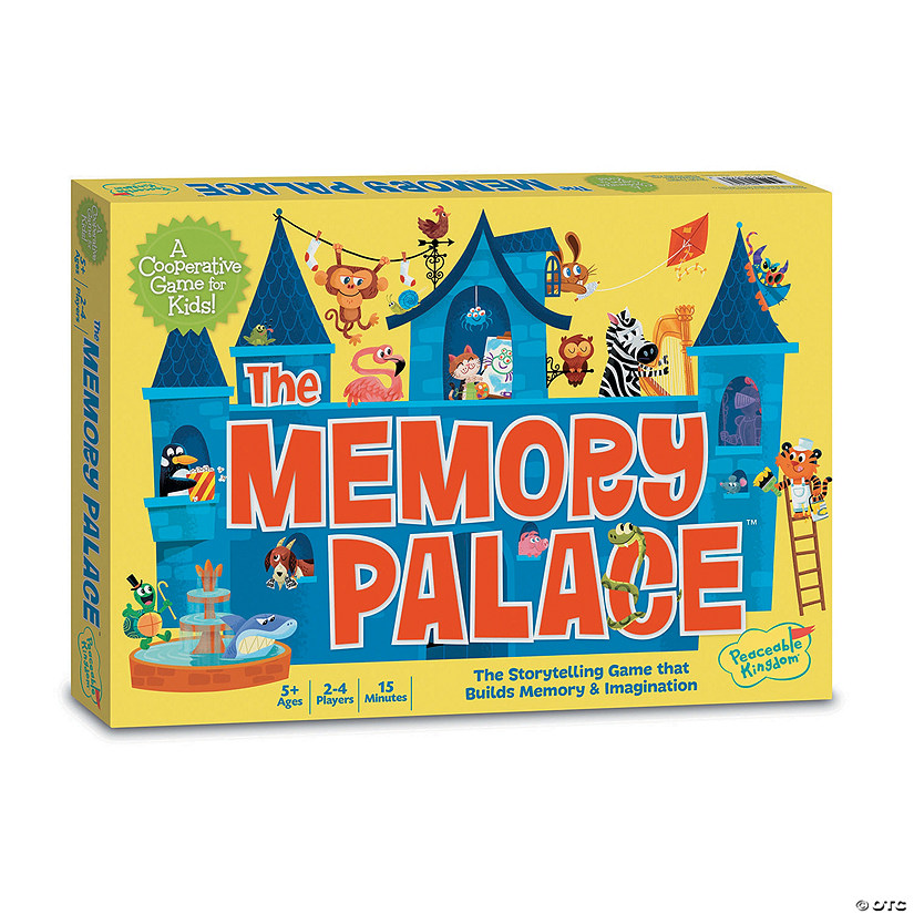 The Memory Palace Audio Thumbnail