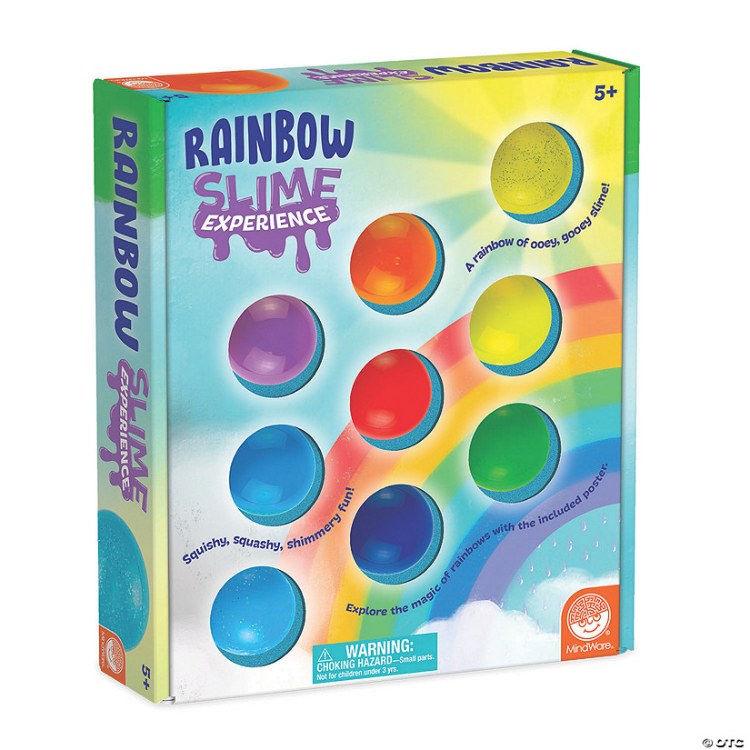 The Slime Experience - Rainbow Slime! Image Thumbnail