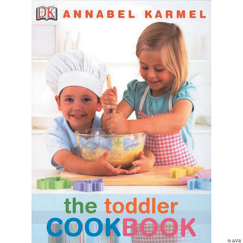 The Toddler Cook Book Audio Thumbnail