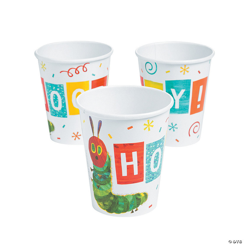 The Very Hungry Caterpillar™ Paper Cups