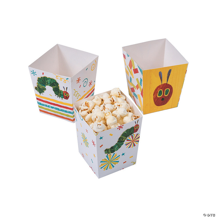 The Very Hungry Caterpillar™ Popcorn Boxes