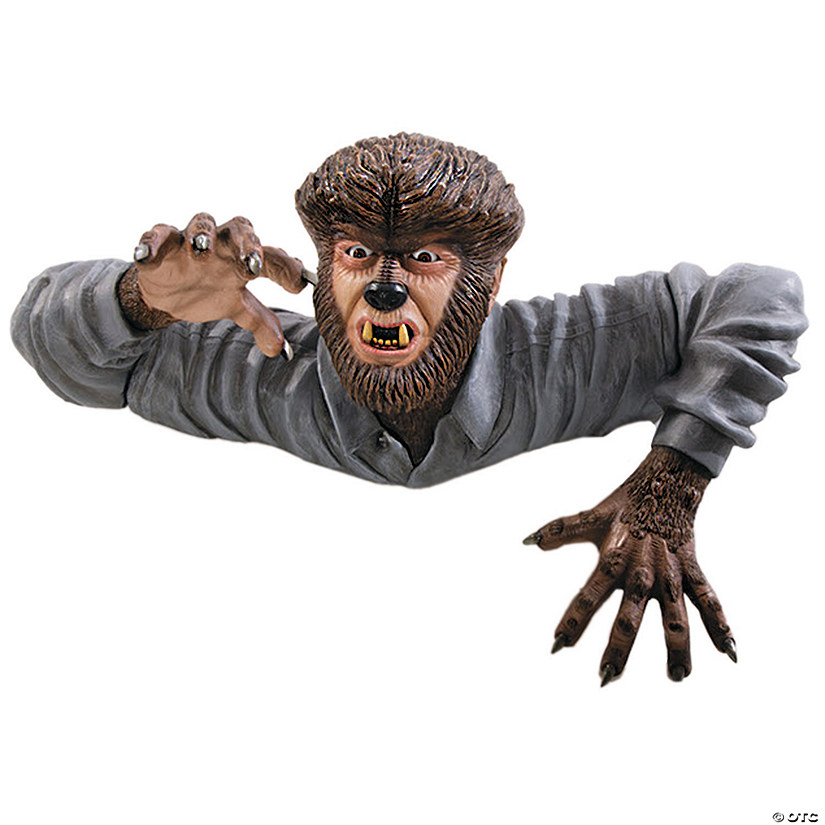 The Wolfman Grave Walker Halloween Décor