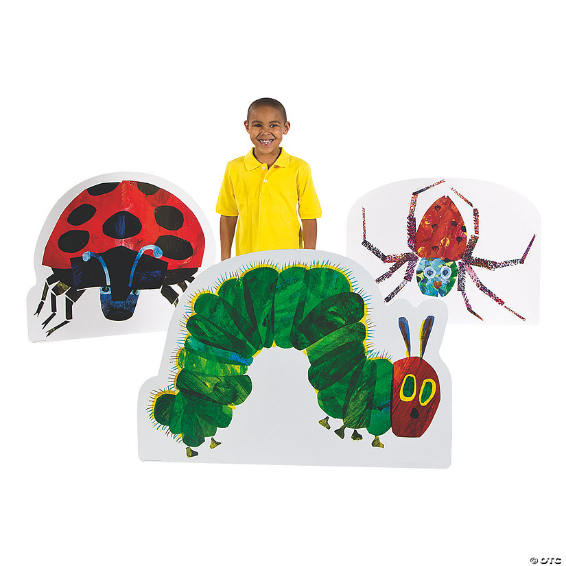 The World of Eric Carle™ Cardboard Stand-Ups Audio Thumbnail