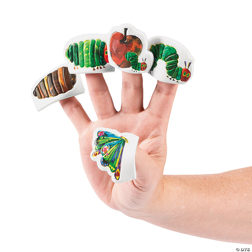 The World of Eric Carle™ Finger Puppets