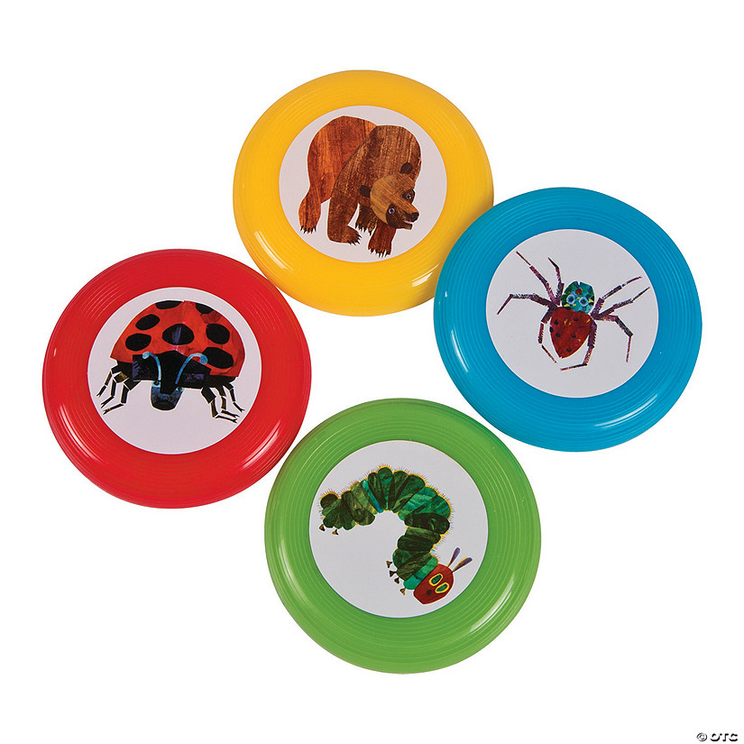 The World of Eric Carle™ Mini Flying Discs