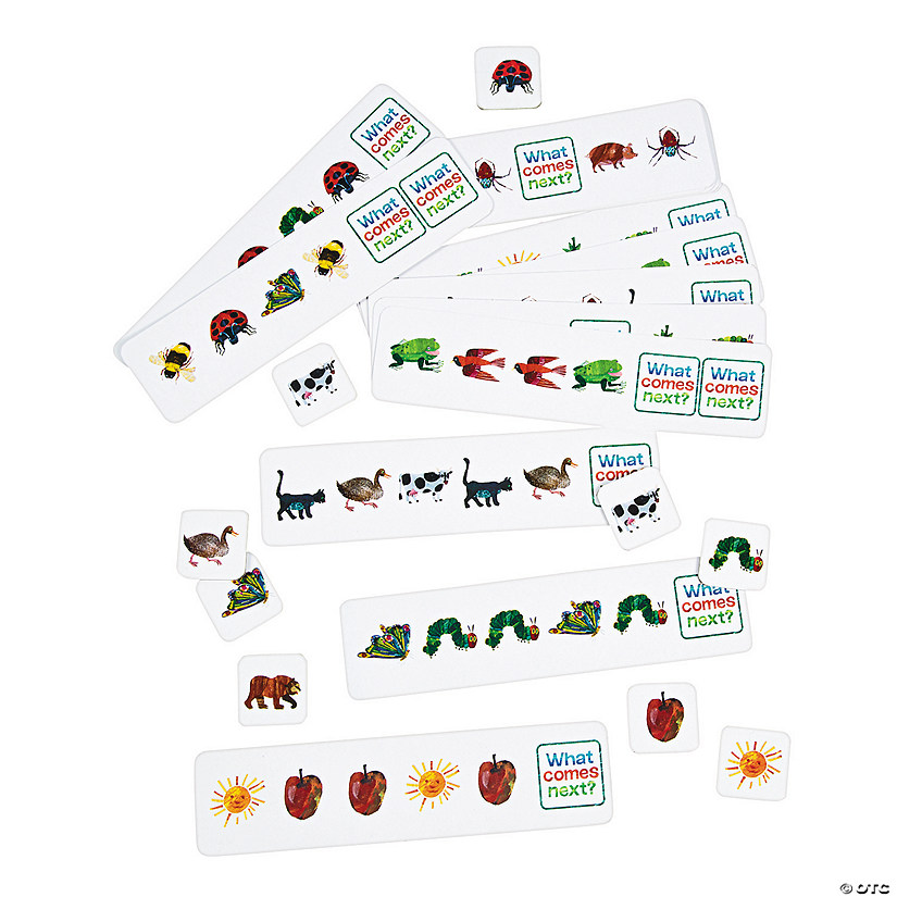 The World of Eric Carle™ Sequencing Cards Audio Thumbnail