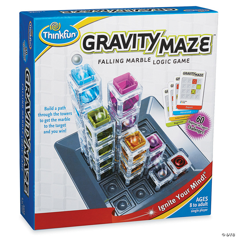 ThinkFun Gravity Maze Image Thumbnail
