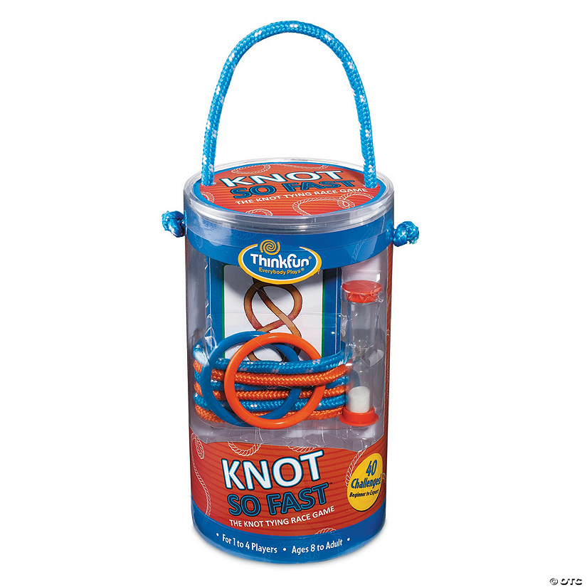 ThinkFun Knot So Fast Image Thumbnail
