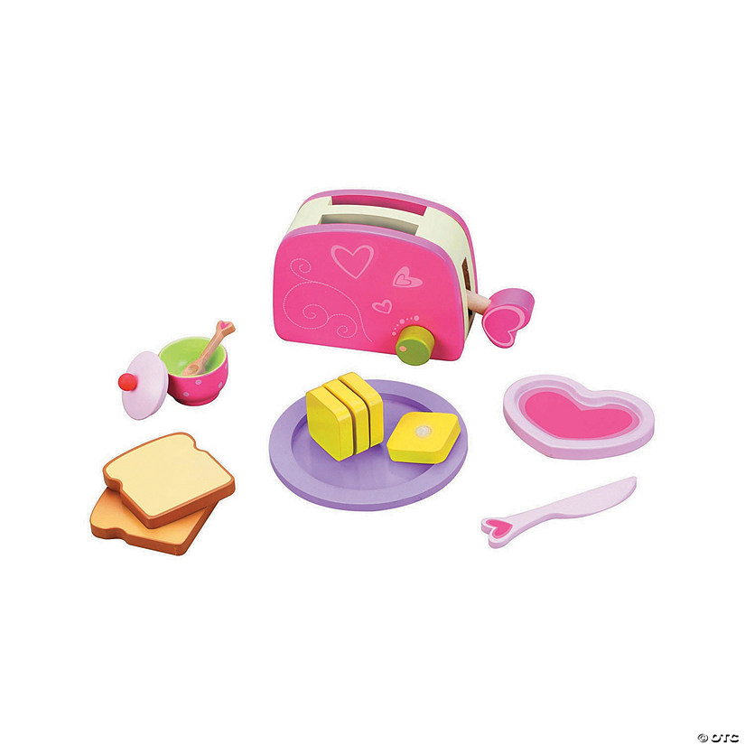 Toaster Toy Set