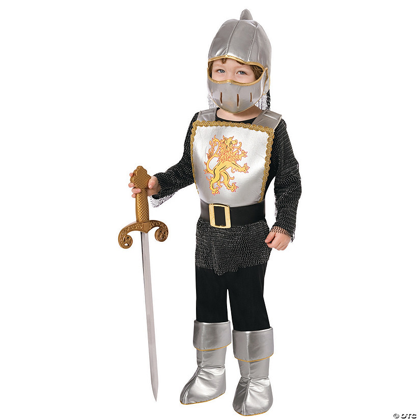 Toddler Boy's Brave Knight Costume Audio Thumbnail