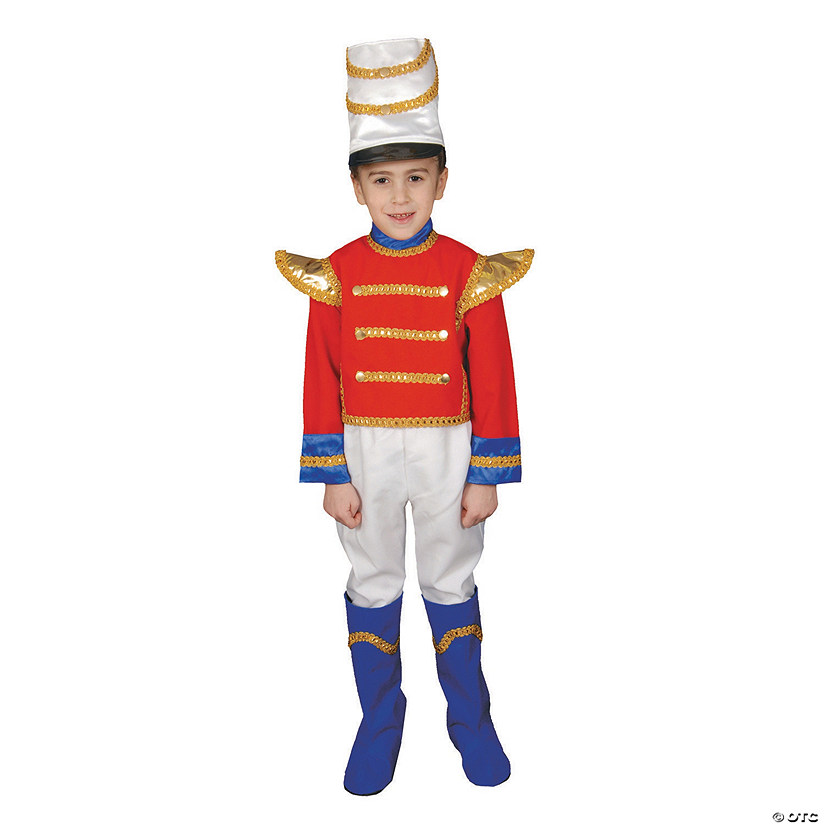 Toddler Boy's Toy Soldier Costume - 2T-3T Audio Thumbnail