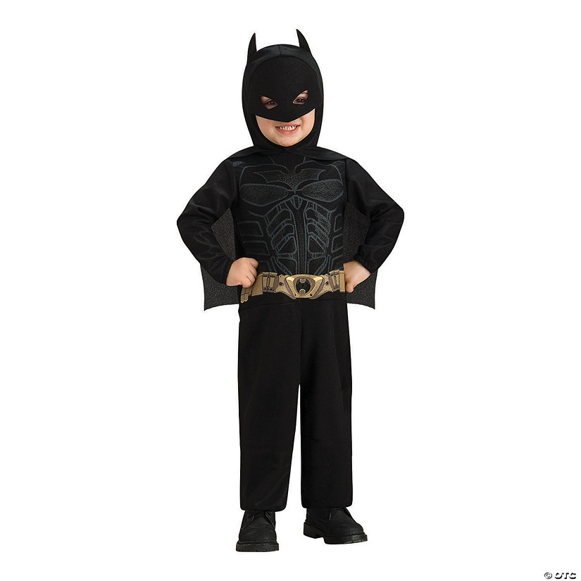 Toddler Boy's Batman Costume Audio Thumbnail