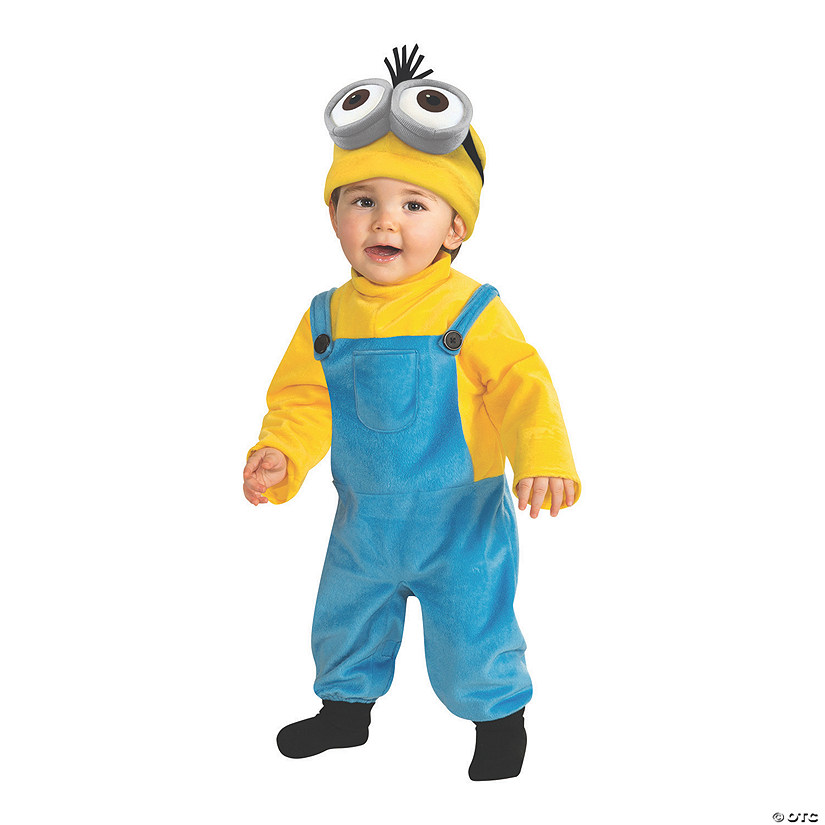 Toddler Boy's Minions Movie Kevin Minion Costume Image Thumbnail