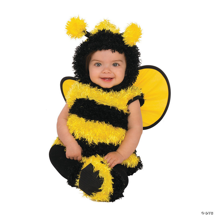 Toddler Bumble Bee Costume Audio Thumbnail