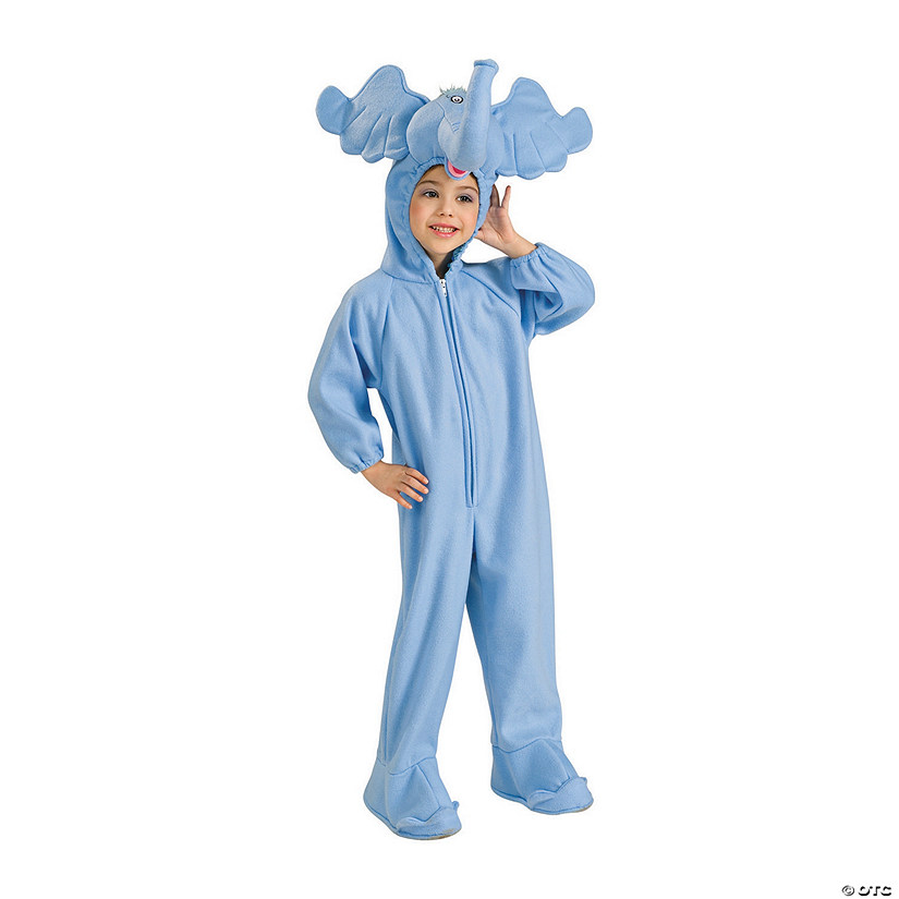 Toddler Dr. Seuss™ Horton Hears a Who™ Horton Costume Image Thumbnail