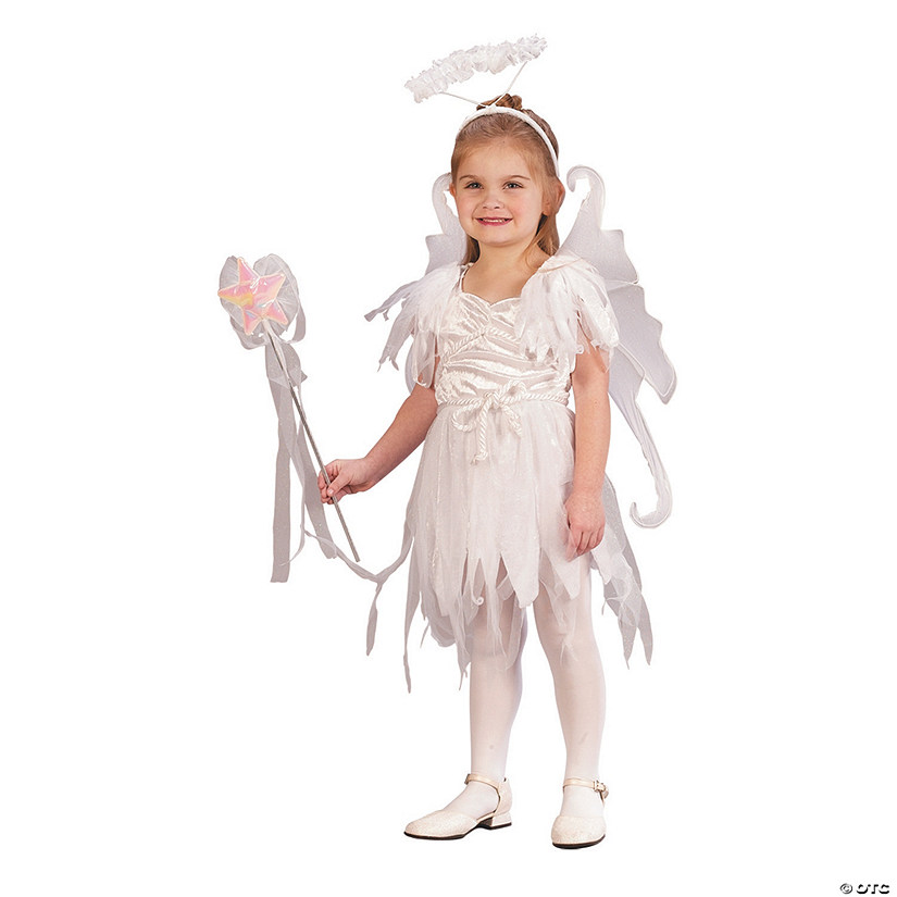 toddler girls fairy angel costume 3t 4t
