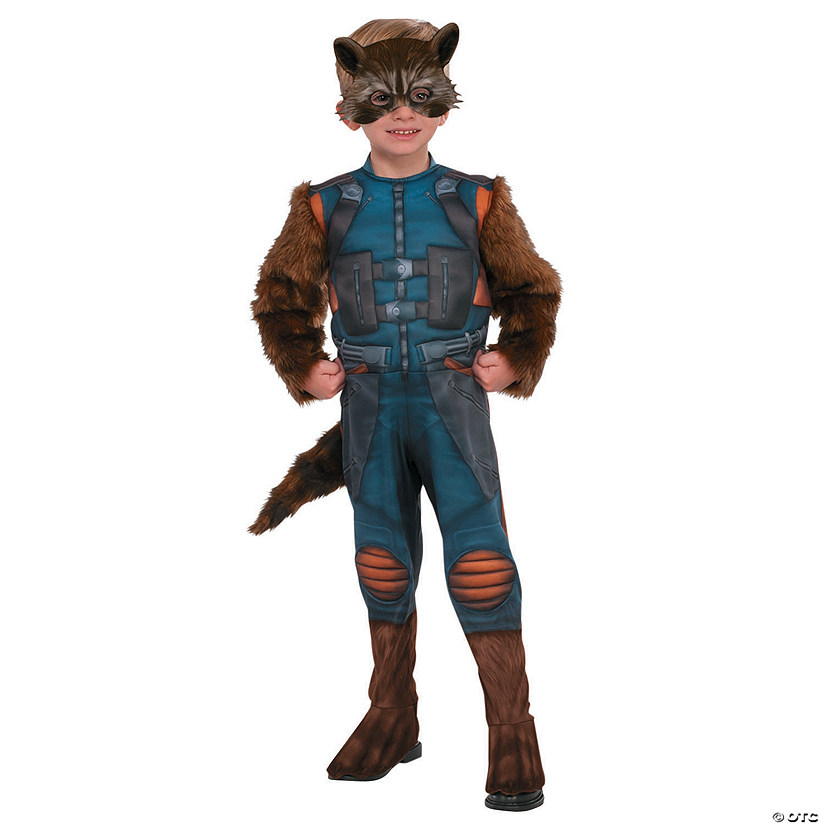 Toddler Guardians of the Galaxy Rocket Raccoon Costume