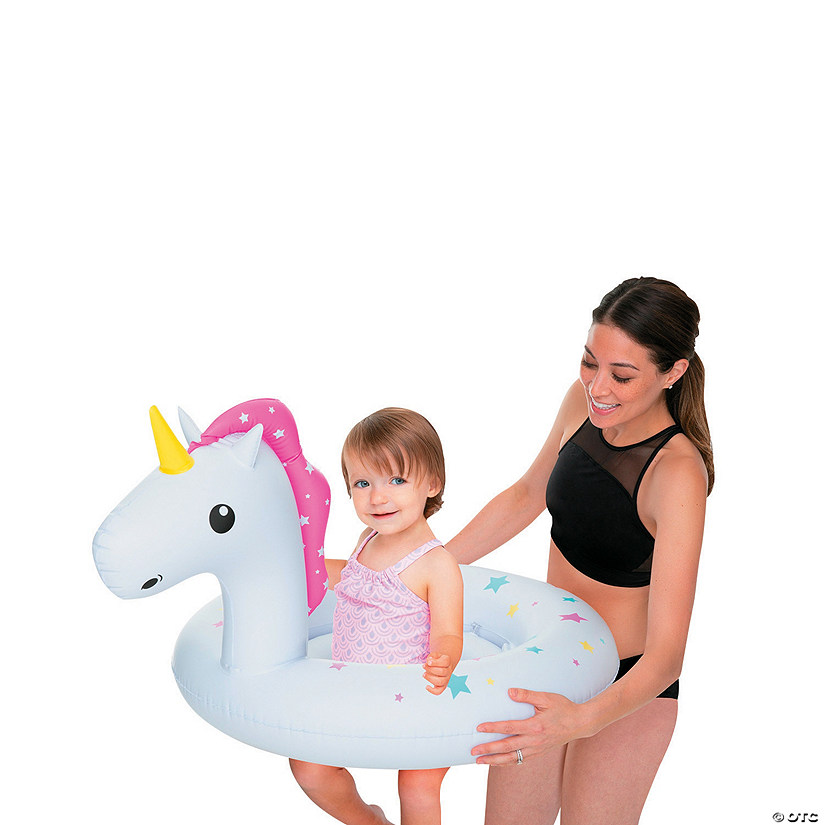 Toddler Inflatable BigMouth<sup>&#174;</sup> Unicorn Lil&#8217; Float Image Thumbnail