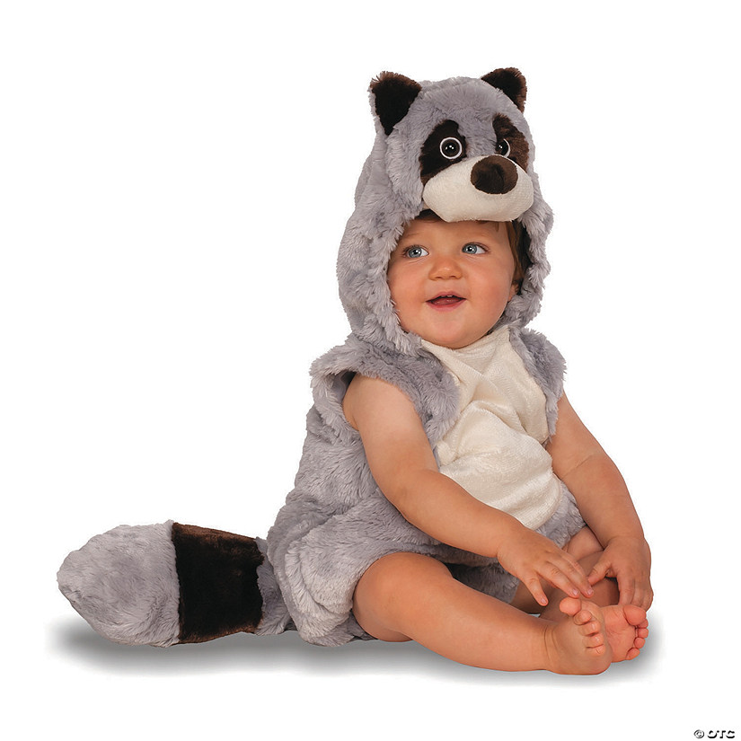 Toddler Raccoon Costume Audio Thumbnail