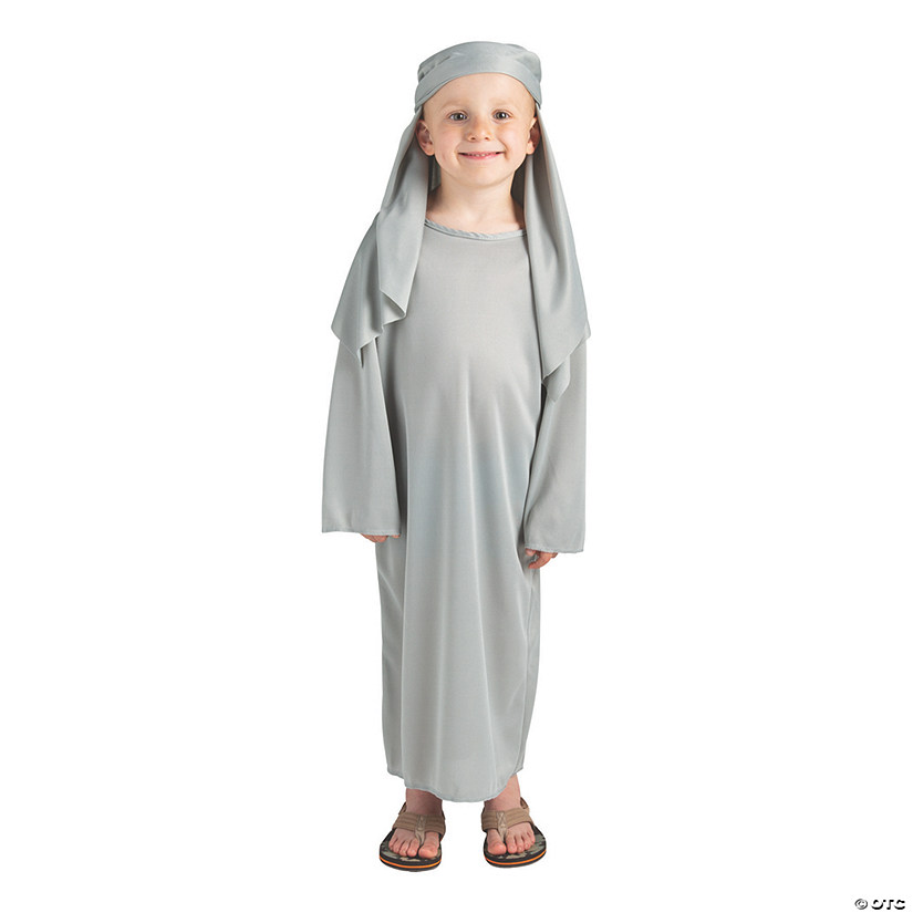 Toddler's Grey Nativity Headpiece Image Thumbnail