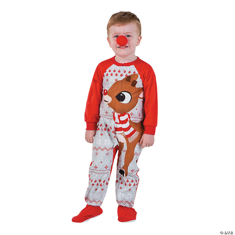 8054f6a74c20 Toddler Rudolph the Red-Nosed Reindeer ® Pajamas