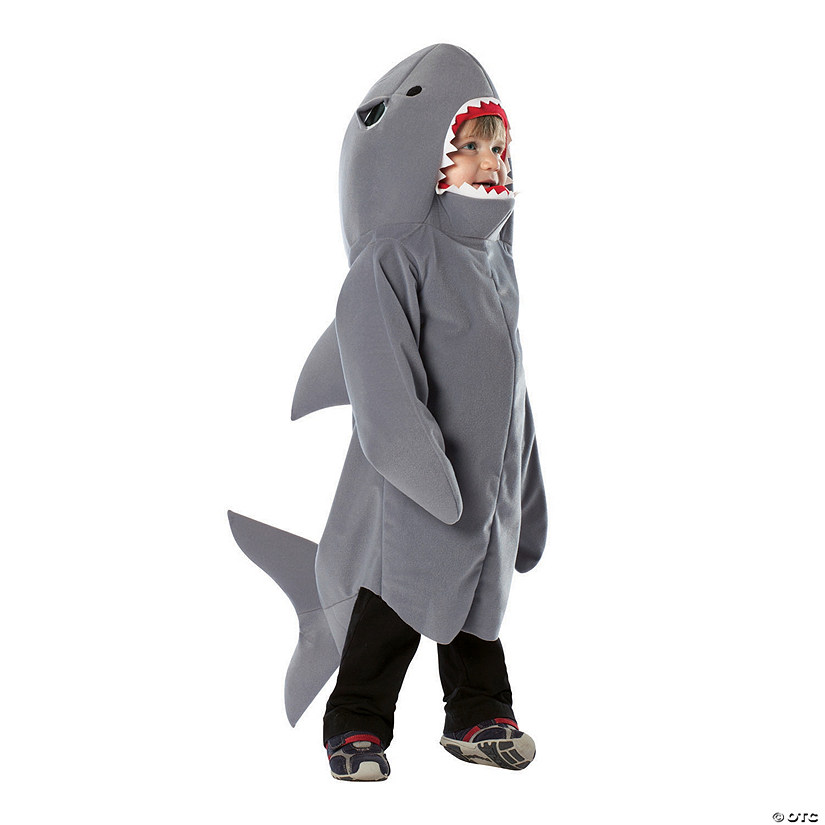 Toddler's Shark Halloween Costume Audio Thumbnail