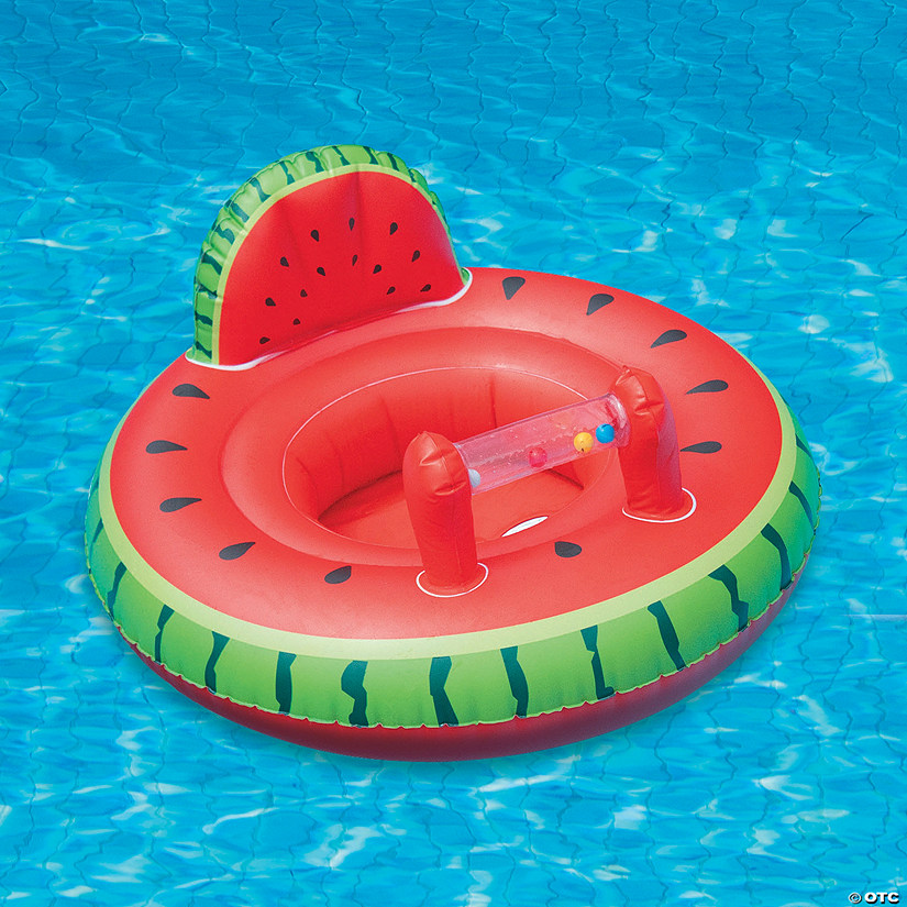 Toddler S Swimline 174 Inflatable Watermelon Pool Float