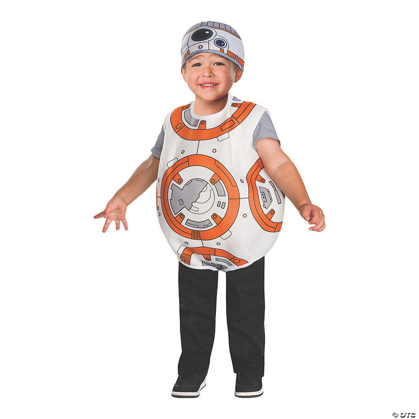 Toddler Star Wars BB-8 Costume