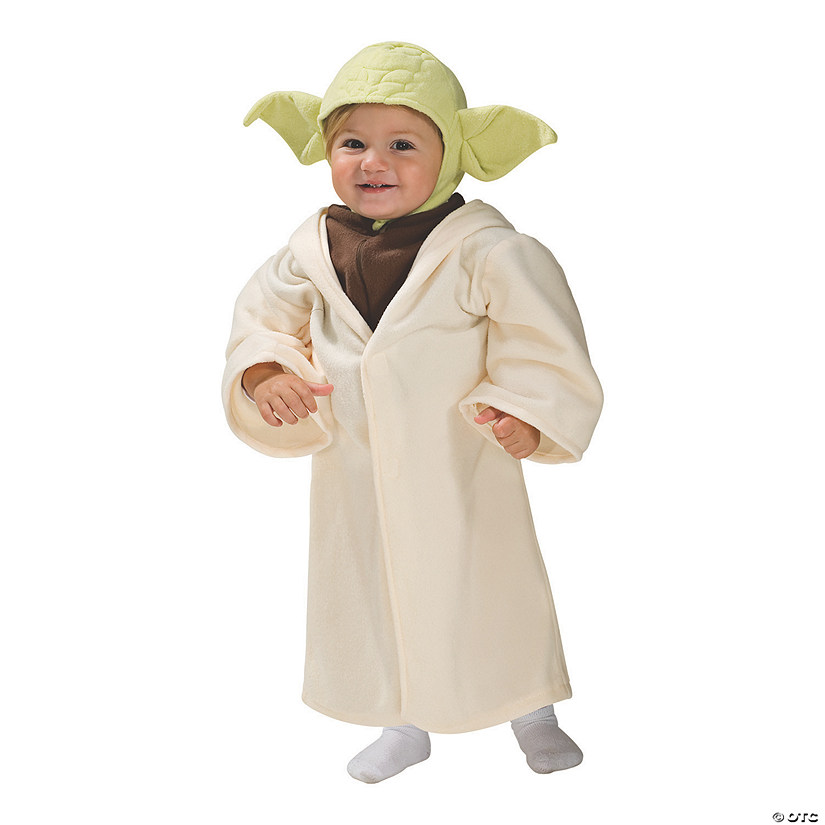 Toddler Yoda Costume - 2T
