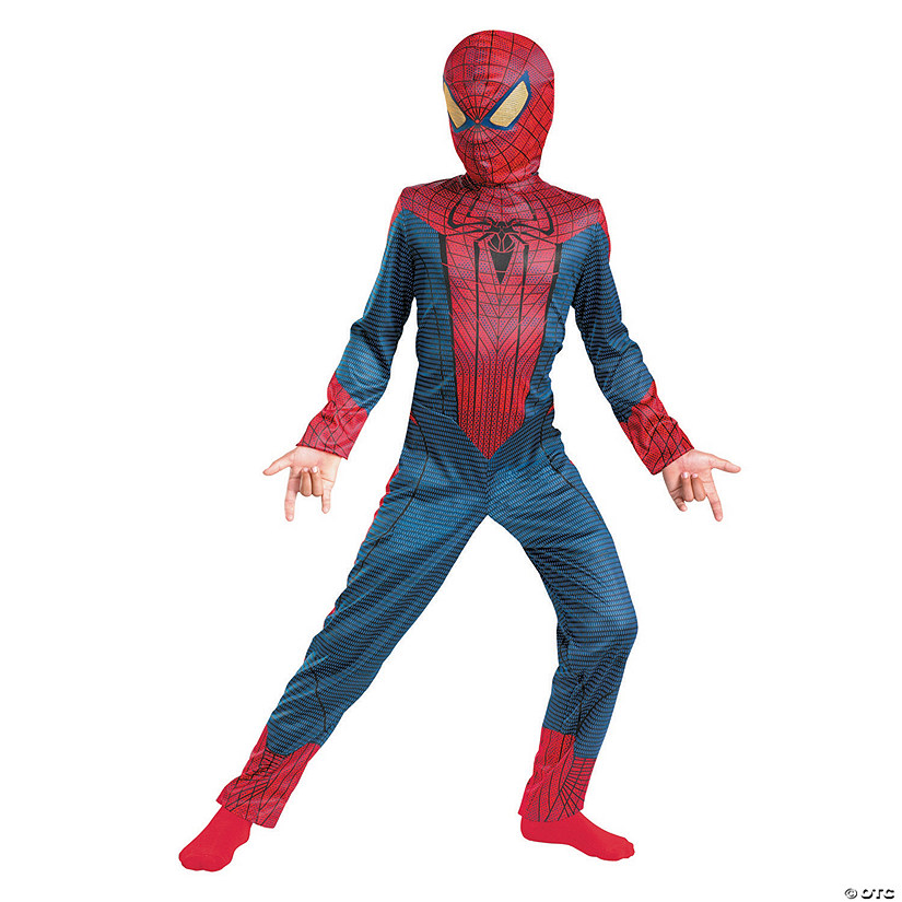 Toddlers' Classic Movie Spider-Man™ Halloween Costume - Size 3T-4T - Discontinued