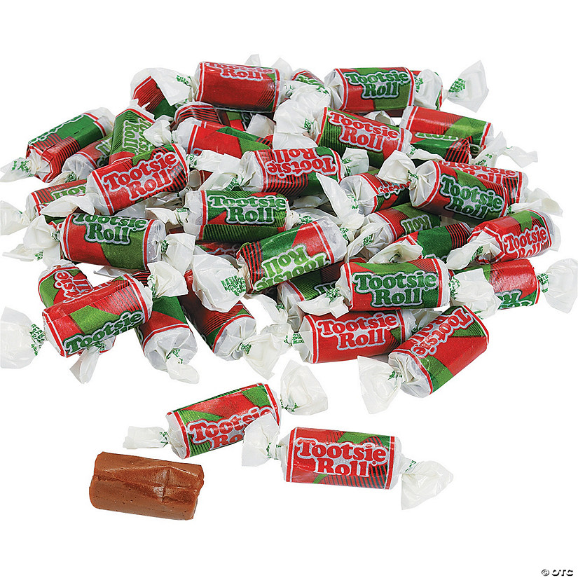 Tootsie Roll<sup>&#174;</sup> Holiday Midgees Candy Audio Thumbnail