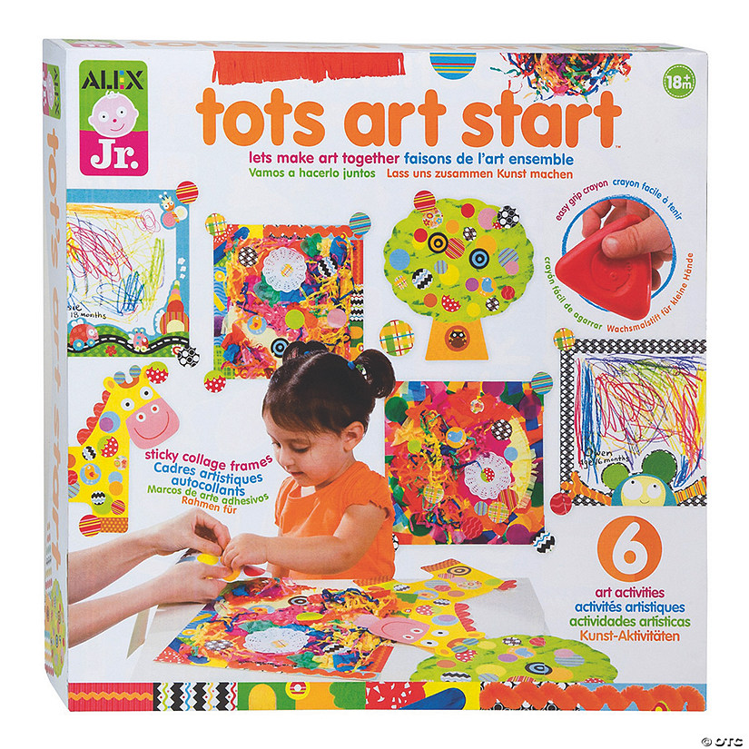 Tots Art Start Kit- Audio Thumbnail