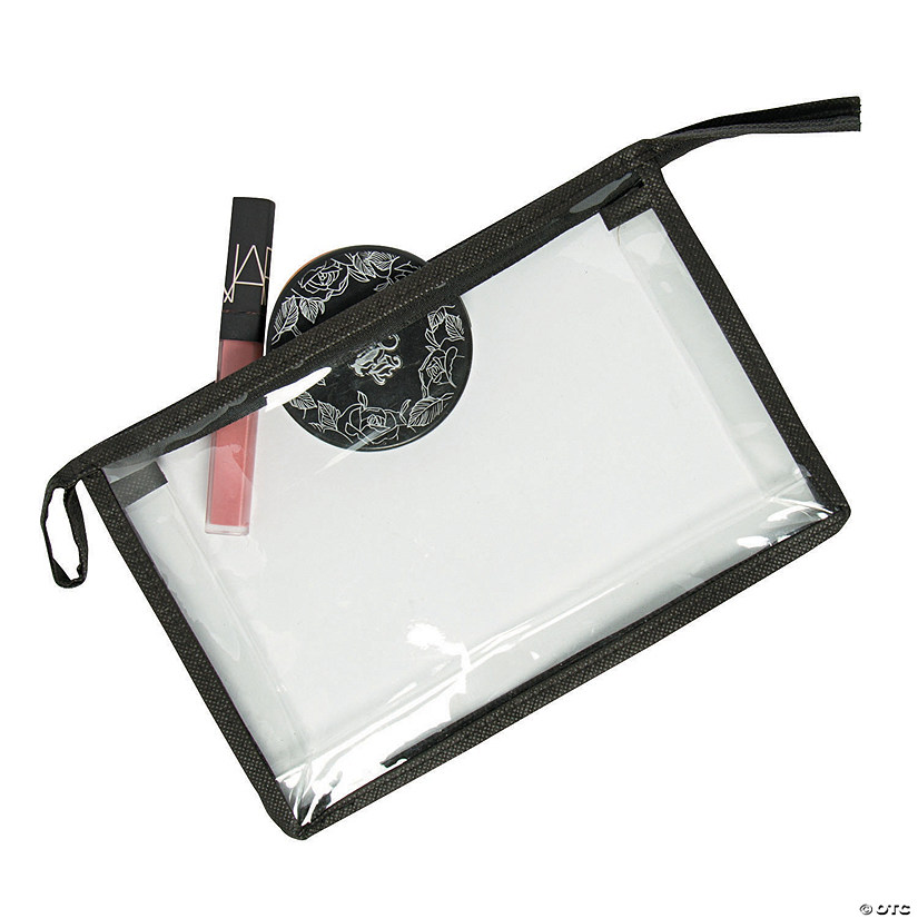Transparent Zipper Pouches Image Thumbnail