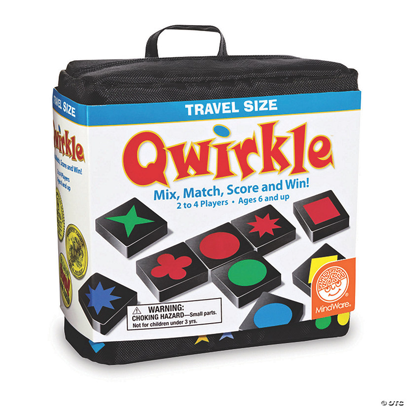 Travel Qwirkle Image Thumbnail