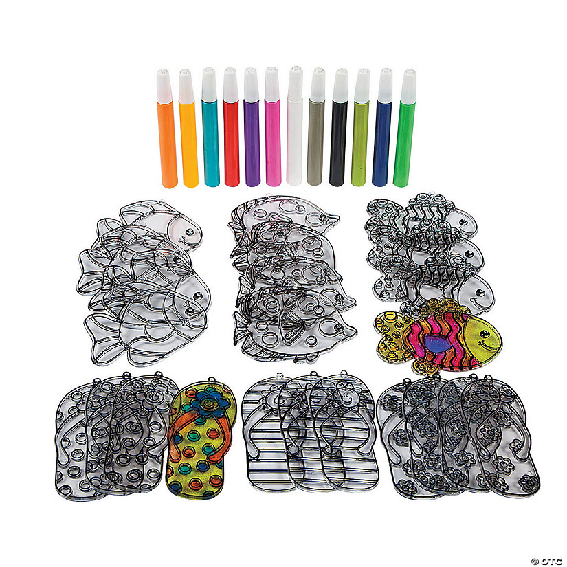 Tropical Suncatcher Kit Image Thumbnail