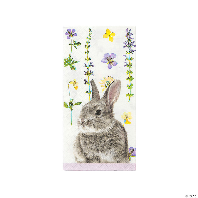 Truly Bunny Dinner Napkins Audio Thumbnail