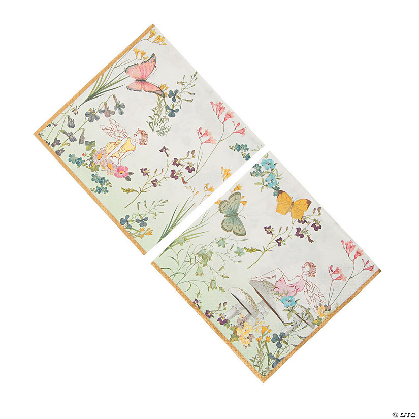 Truly Fairy Luncheon Napkins Audio Thumbnail