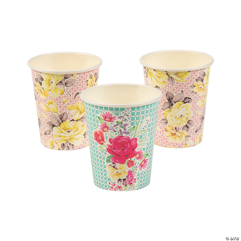 Truly Scrumptious Paper Cups Audio Thumbnail