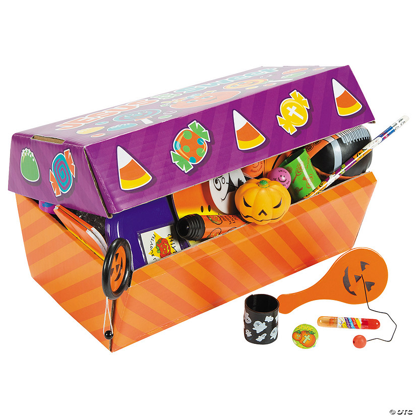 Trunk-or-Treat Religious Halloween Assortment Image Thumbnail