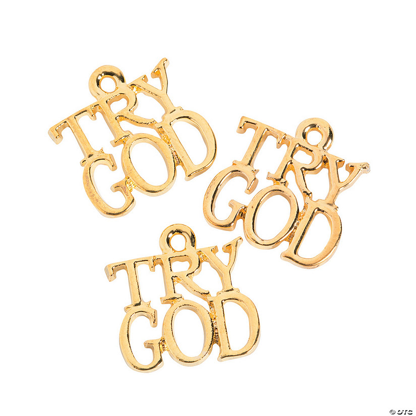 Try God Charms