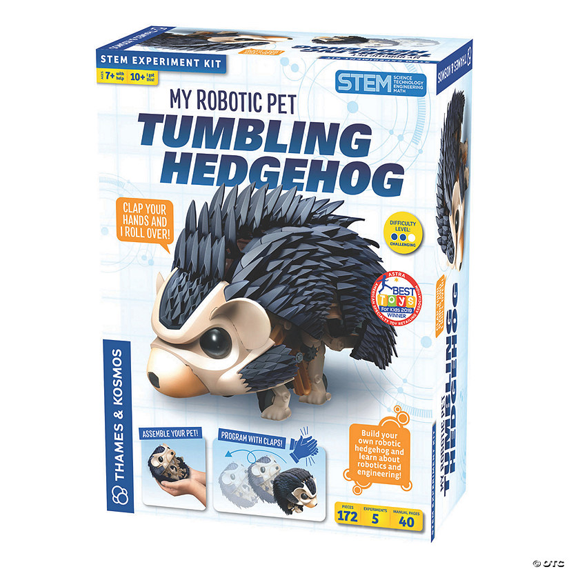 Tumbling Hedgehog Audio Thumbnail