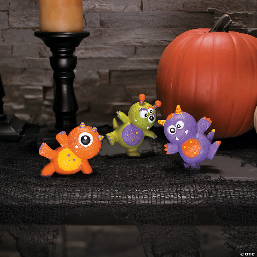 Tumbling Monster Character Halloween Décor