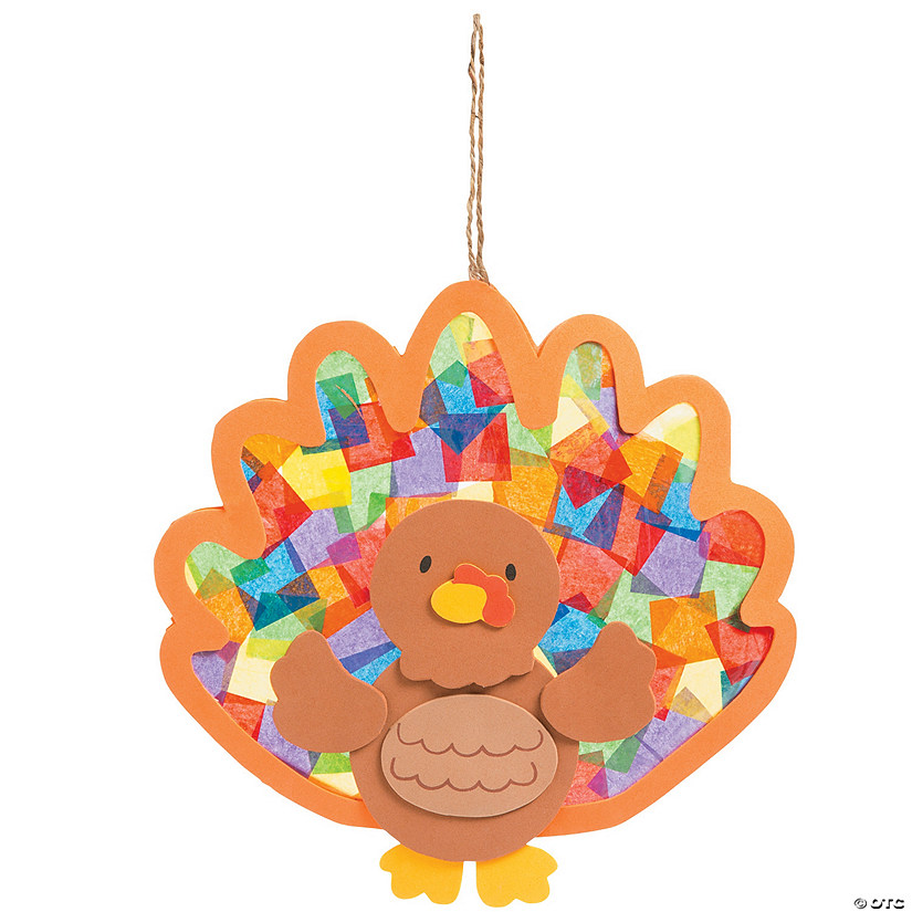 Turkey Tissue Acetate Craft Kit Audio Thumbnail