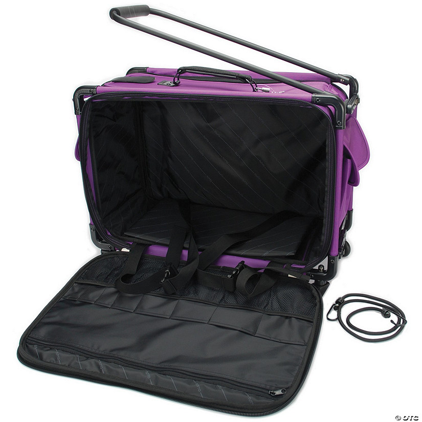 Tutto Machine On Wheels Case-Purple