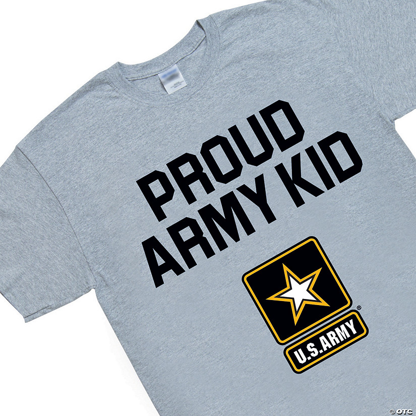 U.S. Army<sup>&#174; </sup>Proud Army Kid Youth T-Shirt Image Thumbnail