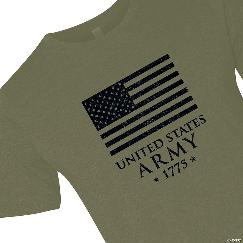 U.S. Army<sup>&#174;</sup> 1775 Adult&#39;s T-Shirt Image Thumbnail