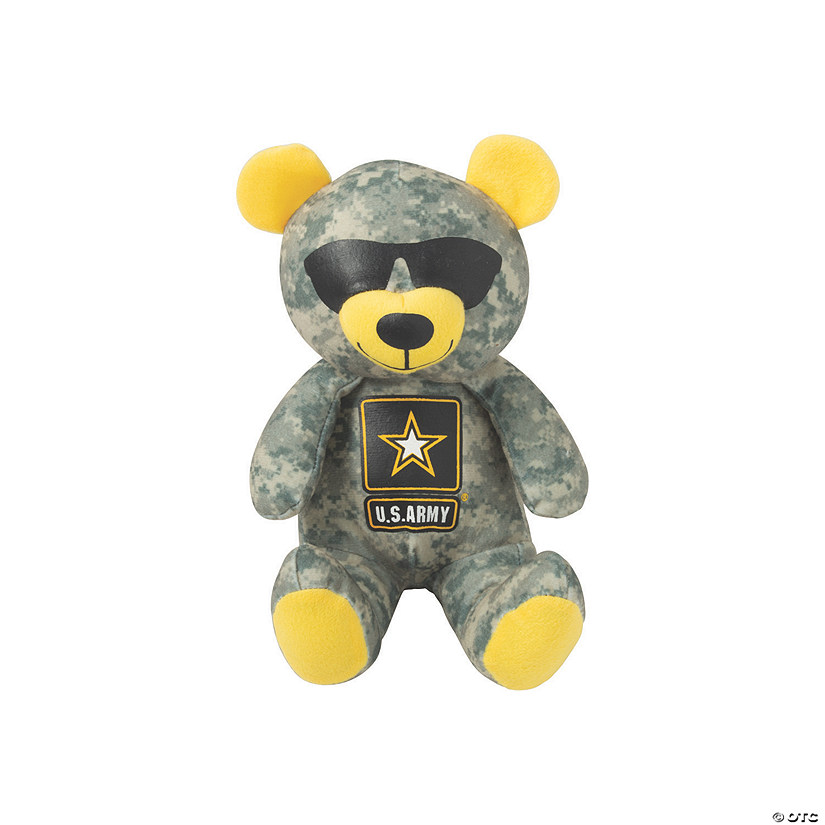 U.S. Army<sup>&#174;</sup> Stuffed Bear Audio Thumbnail