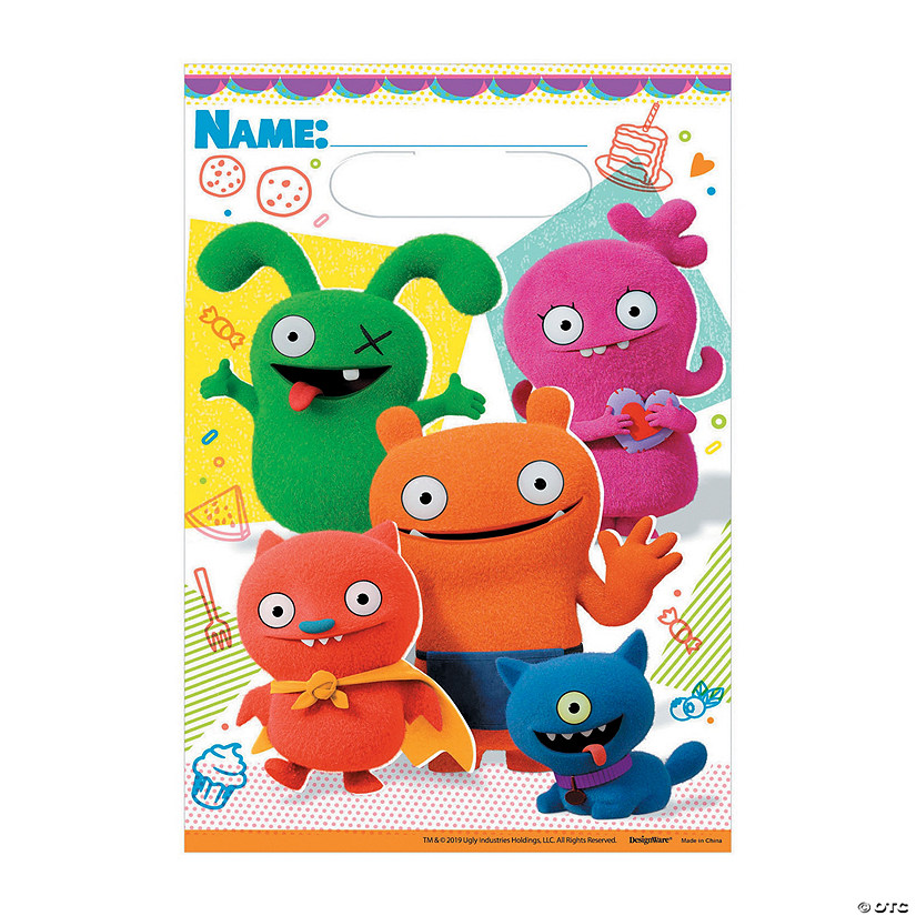 UglyDolls Goody Bags Audio Thumbnail
