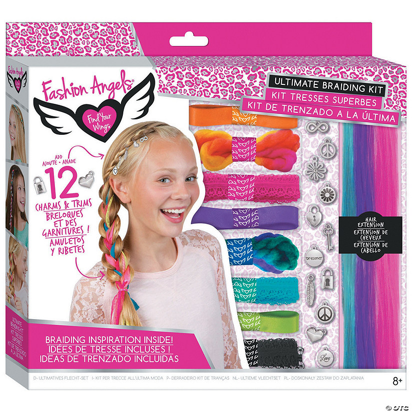 Ultimate Hair Braiding Kit